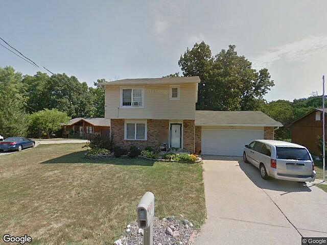 Image of rent to own home in High Ridge, MO