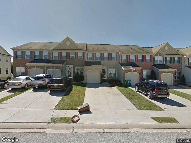 Image of rent to own home in Forest Hill, MD