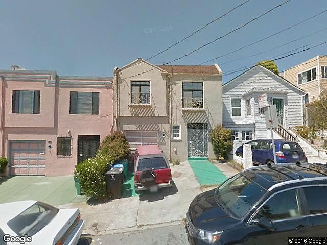 Image of rent to own home in San Francisco, CA