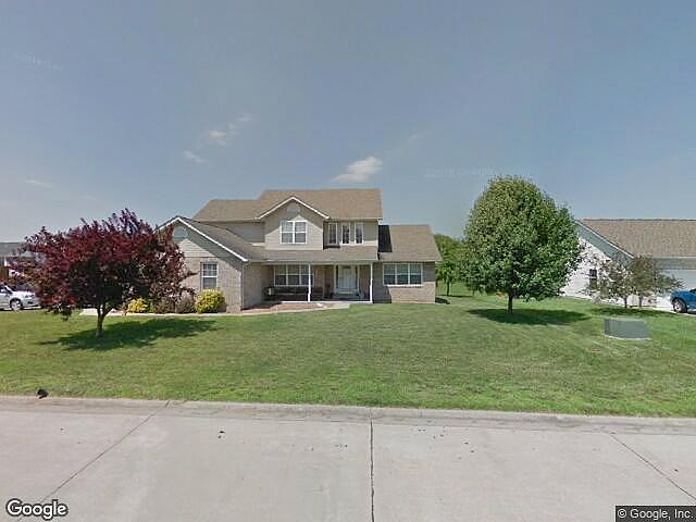 Image of rent to own home in Smithton, IL