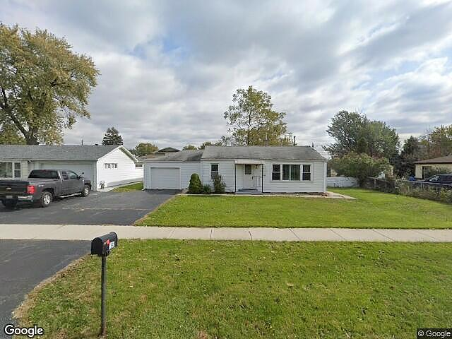Image of rent to own home in Bridgeview, IL