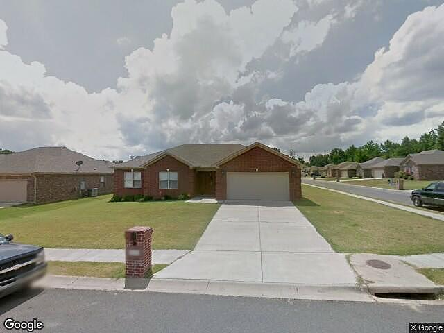 Image of rent to own home in Austin, AR