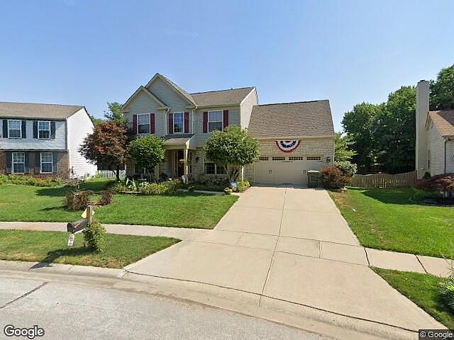 Image of rent to own home in Hilliard, OH