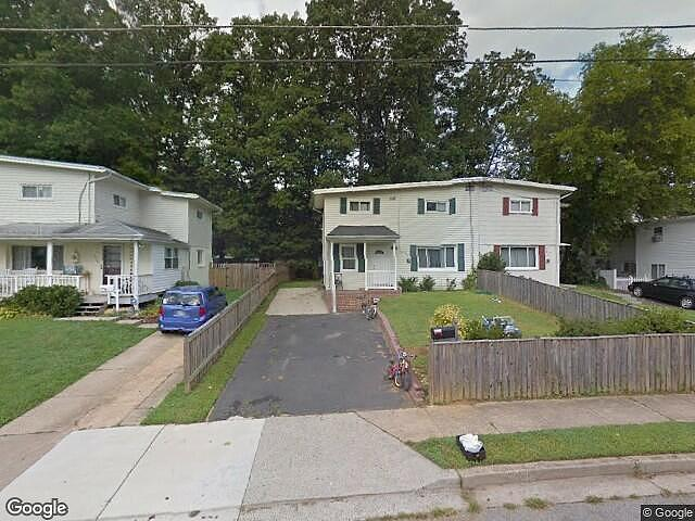 Image of rent to own home in Fairfax, VA