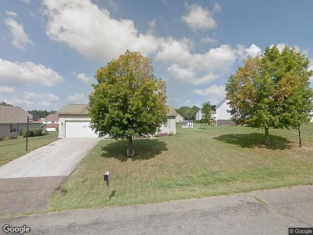 Image of rent to own home in Bolivar, OH