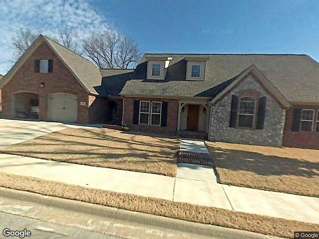 Image of rent to own home in Siloam Springs, AR