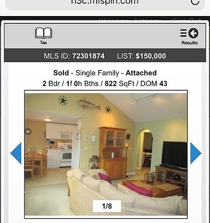 Image of rent to own home in Dennis Port, MA