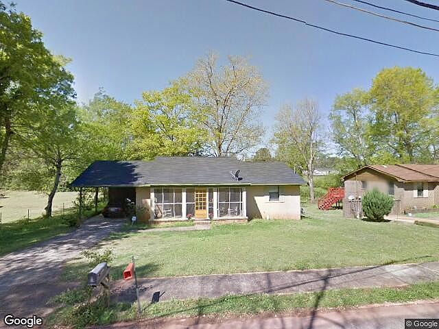 Image of rent to own home in West Point, GA