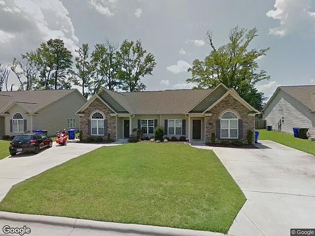 Image of rent to own home in Greenville, NC