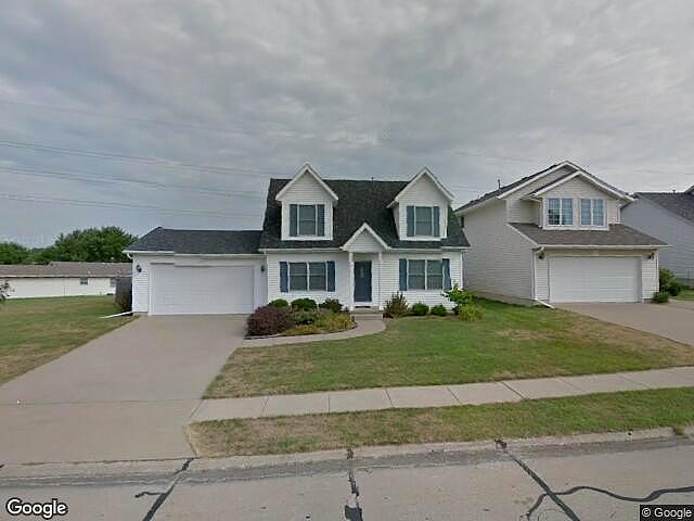 Image of rent to own home in Davenport, IA