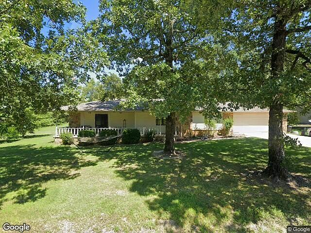 Image of rent to own home in Mountain Home, AR