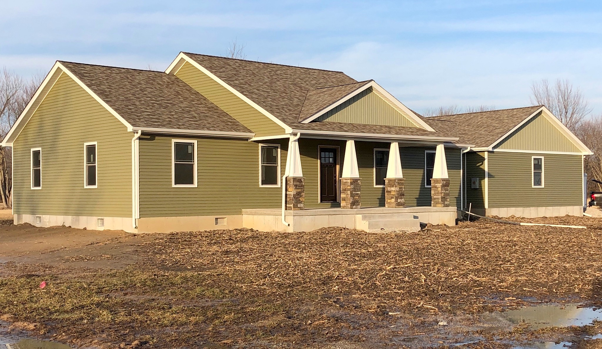 Image of rent to own home in Mount Olive, IL