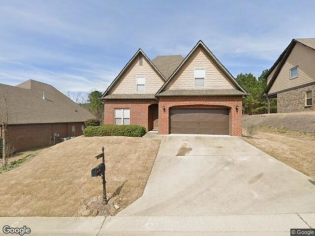 Image of rent to own home in Fultondale, AL