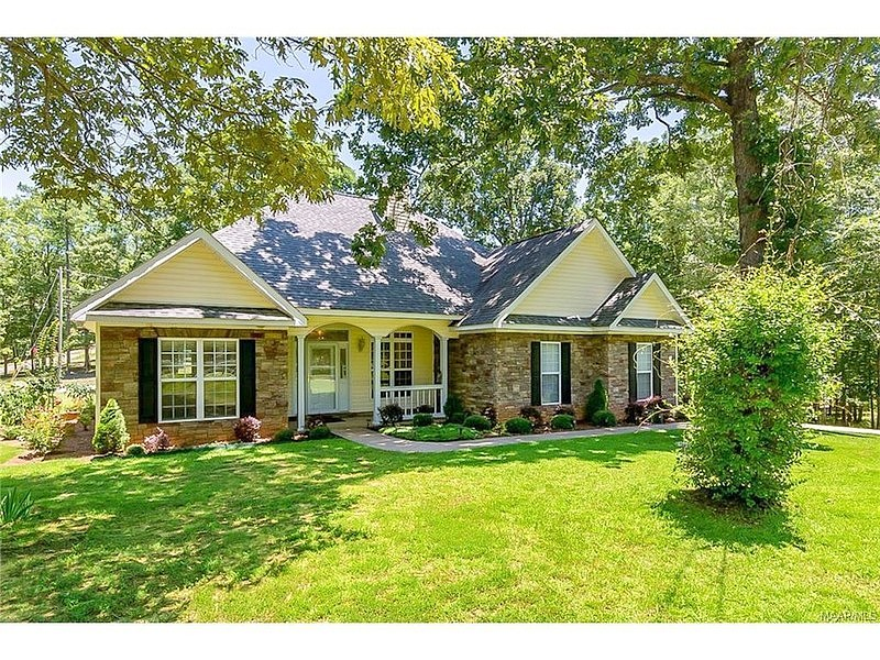 Image of rent to own home in Eclectic, AL