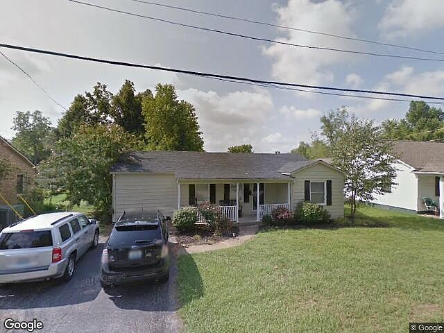 Image of rent to own home in Mayfield, KY