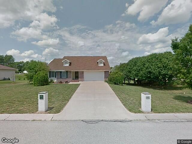 Image of rent to own home in New Bloomfield, MO