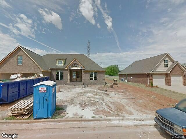 Image of rent to own home in Muscle Shoals, AL