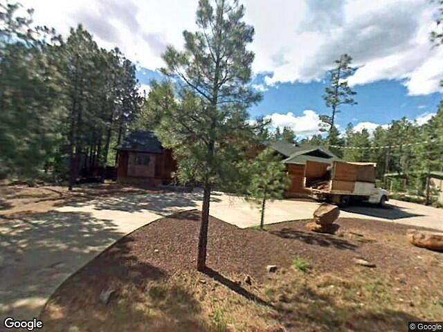 Image of rent to own home in Pinetop, AZ
