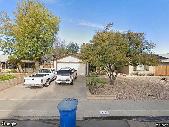 Image of rent to own home in Tempe, AZ