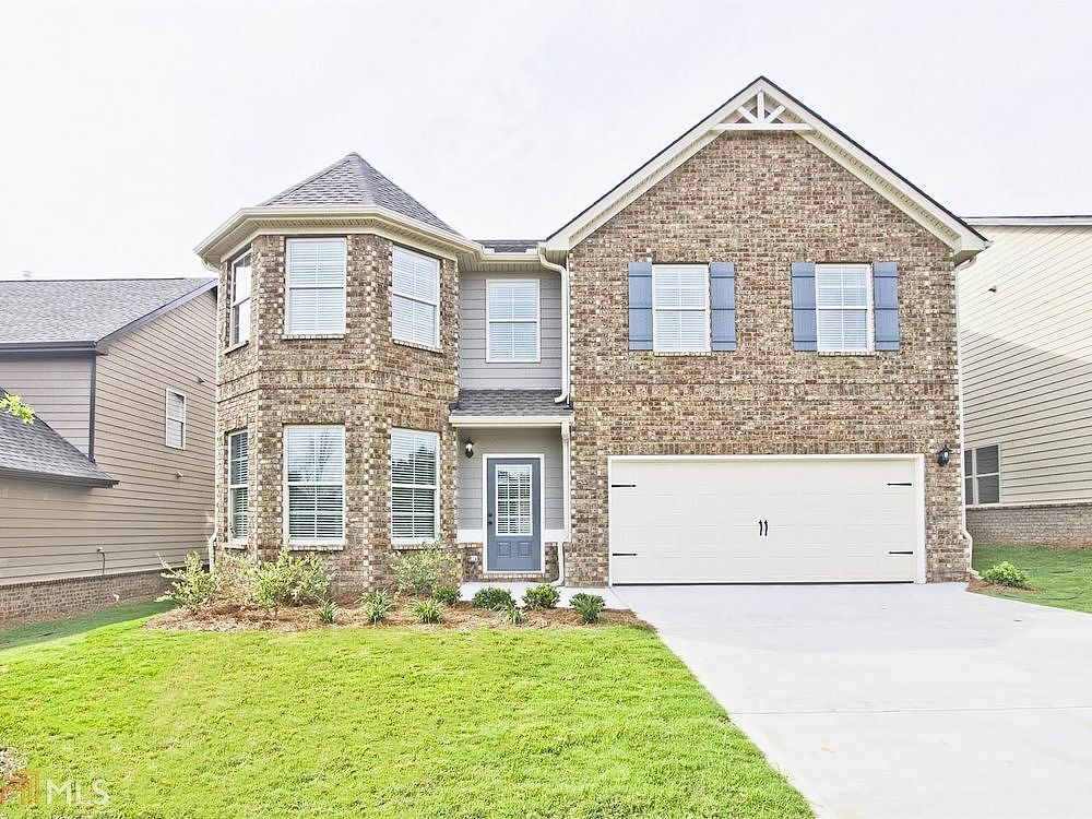 Image of rent to own home in Mcdonough, GA