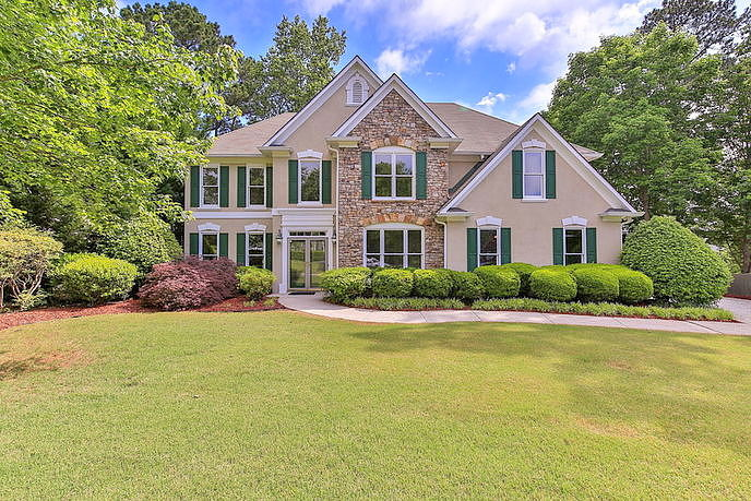 Image of rent to own home in Dacula, GA