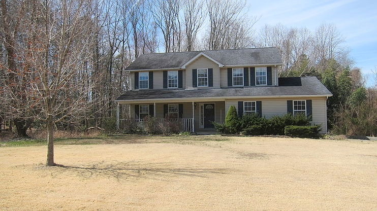 Image of rent to own home in St. Leonard, MD