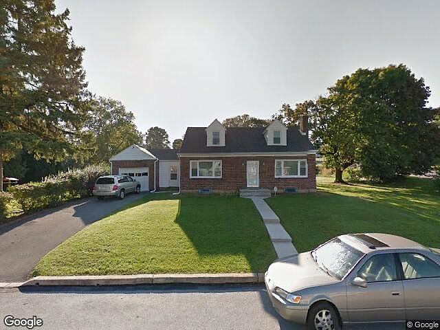 Image of rent to own home in Reading, PA