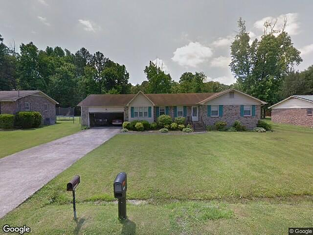 Image of rent to own home in Gadsden, AL