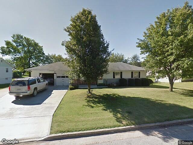 Image of rent to own home in Odessa, MO