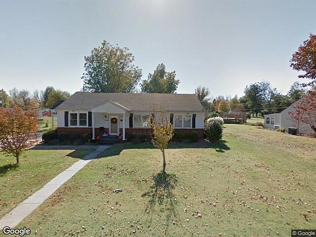 Image of rent to own home in New Madrid, MO
