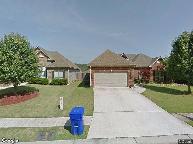 Image of rent to own home in Sterrett, AL