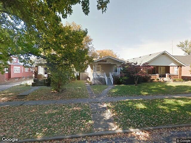 Image of rent to own home in Springfield, IL
