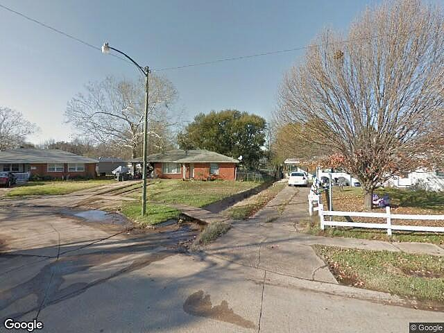 Image of rent to own home in Bossier City, LA