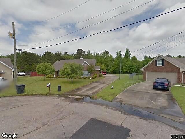 Image of rent to own home in Columbus, MS