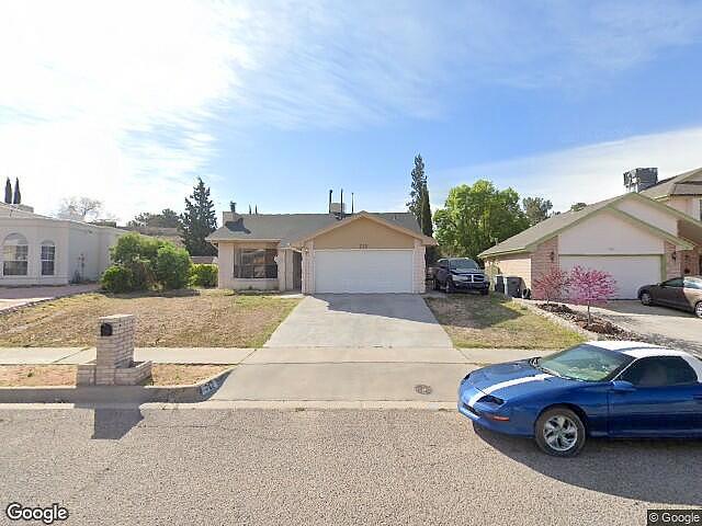3 Bedrooms / 2 Bathrooms - Est. $1,107.00 / Month* for rent in El Paso, TX