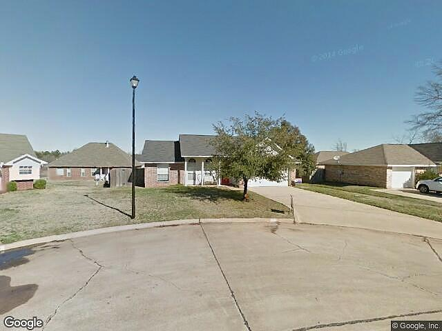 Image of rent to own home in Nash, TX
